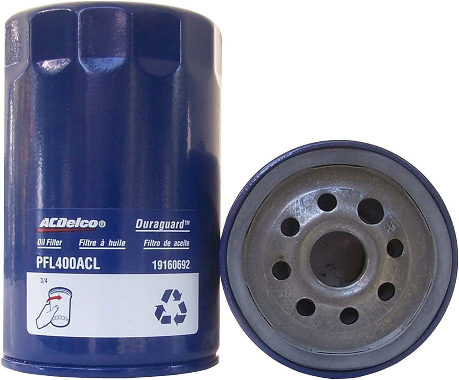 ACDelco PFL400ACL Professional Classic Design Engine Oil Filter