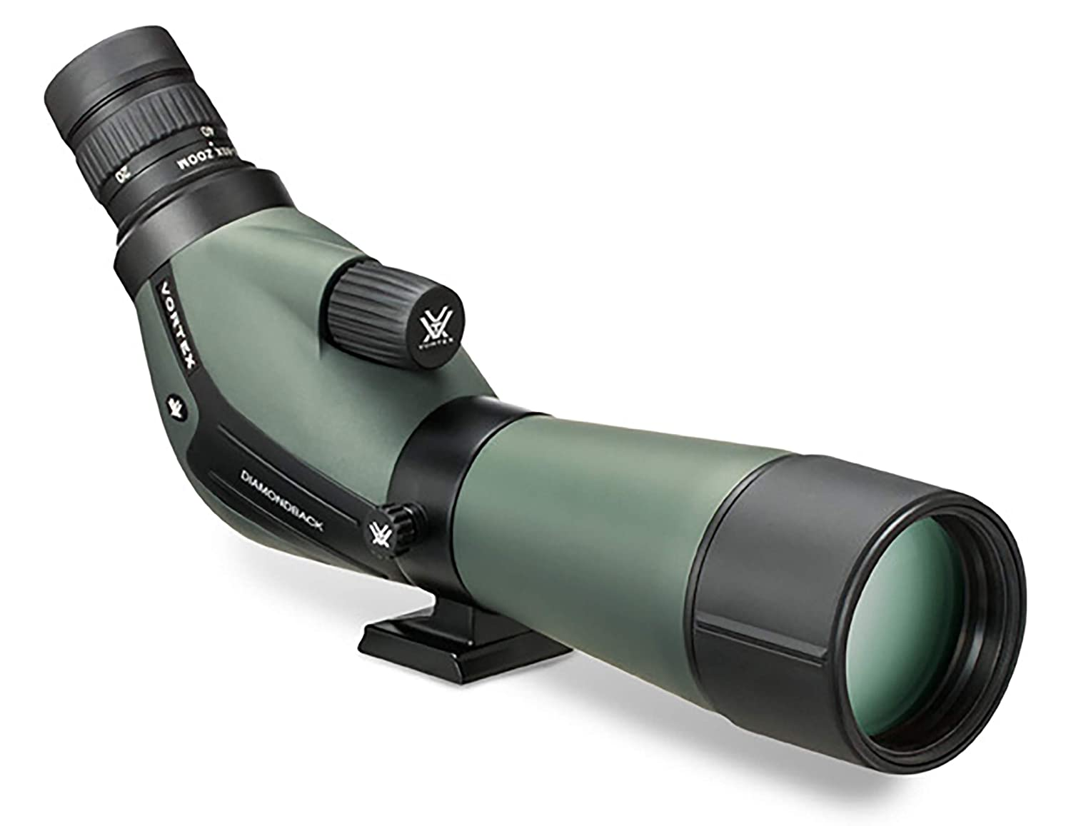 1. Vortex Optics Diamondback 20- 60x60