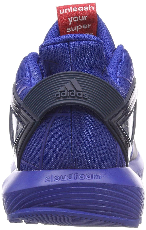 adidas RapidaRun Spider-Man K Zapatillas de Running Unisex Ni/ños