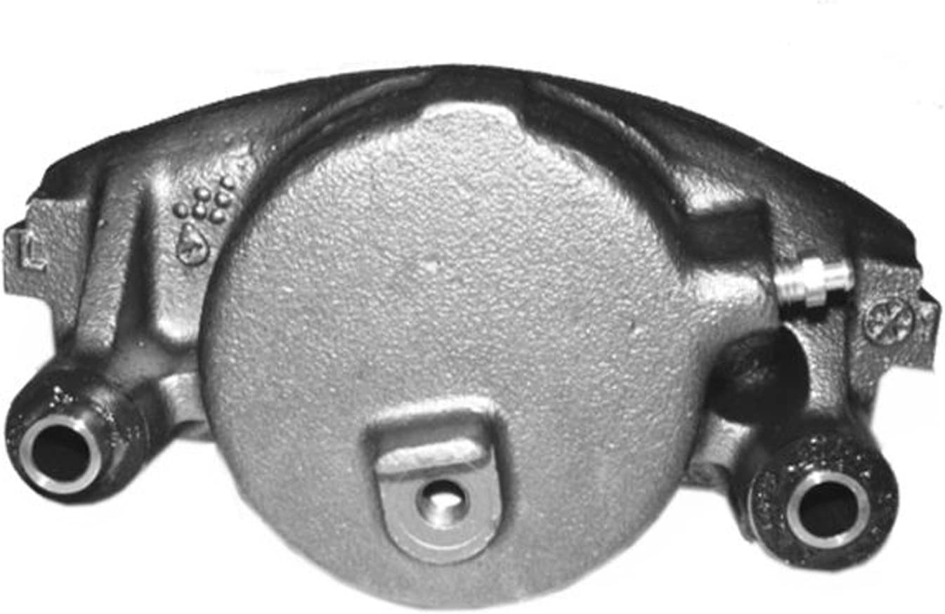 ACDelco 18FR982 Professional Front Driver Side Disc Brake Caliper Assembly without Pads Remanufactured Friction Ready Non-Coated
