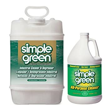 Industrial Kitchen Cleaning Products 1. Simple Green Industrial Cleaner Degreaser  Gal All Purpose Cleaner
