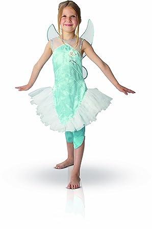 Disney I-883044S - Disfraz hada para niña (3 años): Amazon ...