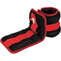 Reehut Ankle Weights, Wrist Weight (1 Pair) w/Adjustable Strap - Ideal for Strength Training, Circuit Training, Aerobics Exercise