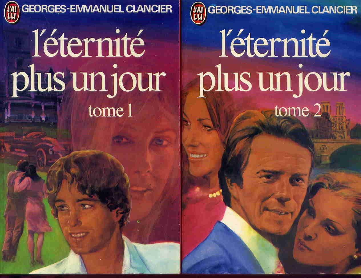 L'Eternité plus un jour ! Georges-Emmanuel Clancier 71zDgaLIdML