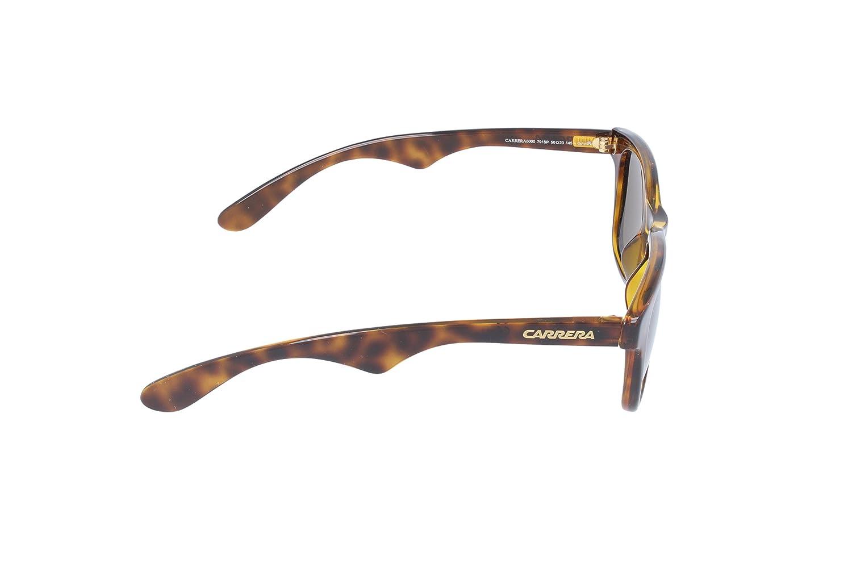 5d176cf1eb Amazon.com  Carrera Sunglasses - Carrera 6000 L S   Frame  Havana Lens   Gray Bronze Mirror  Clothing