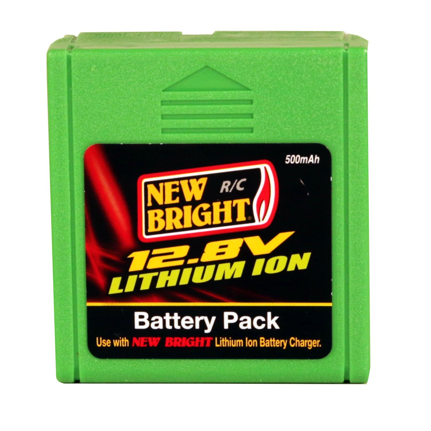 RC CHARGERS New Bright (Official) RC 12.8 Volt Lithium Ion Rechargeable Battery Pack