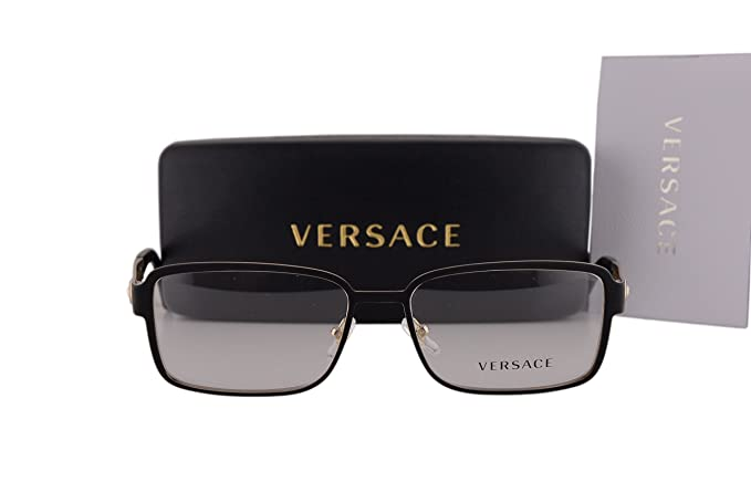 98d0656a36 Image Unavailable. Image not available for. Colour  Versace VE1236  Eyeglasses ...
