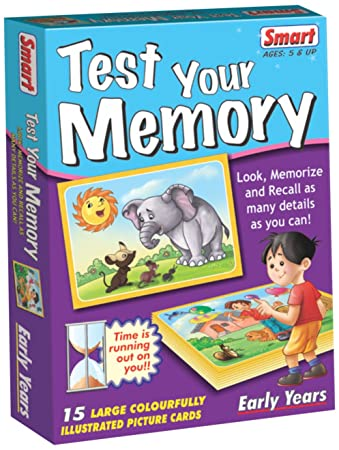 Smart - 1084 Test Your Memory