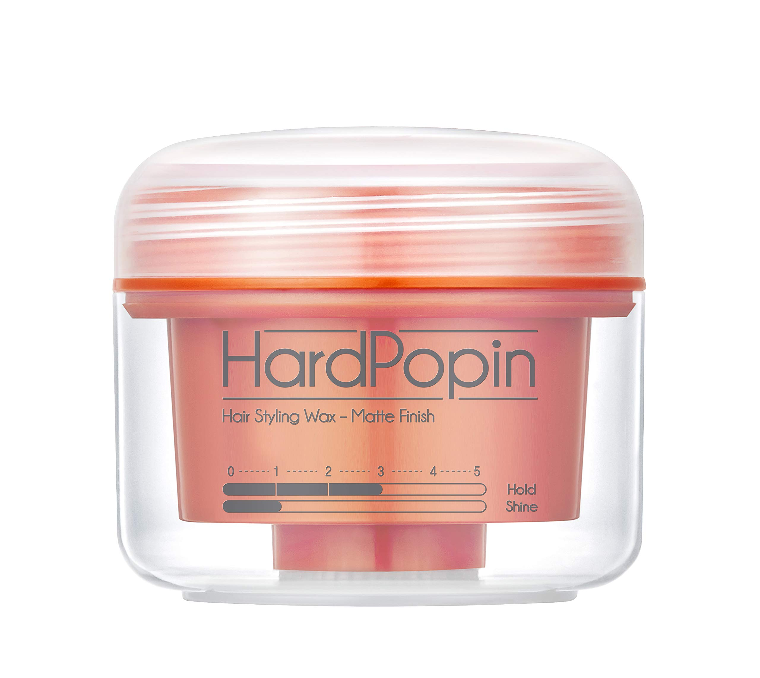 ATS Stylemuse Hard Popin Hair Styling Wax - Men and Women Matte Molding Cream Firm Hold 100 gram 3.53 ounce by ATS Professional