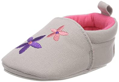 Baby Girls/' Slippers Sterntaler Baby-krabbelschuh