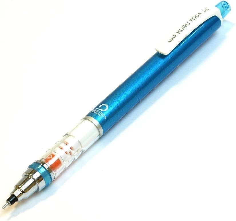 クルトガ 0.5mm【ブルー】 M5-450 1P.33