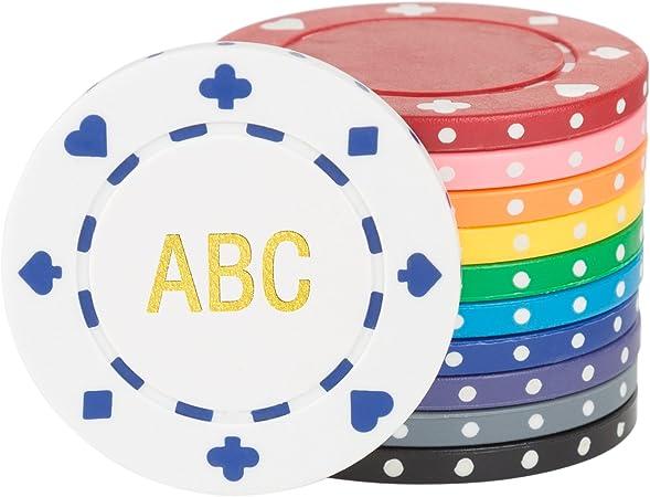 personalized casino chips uk