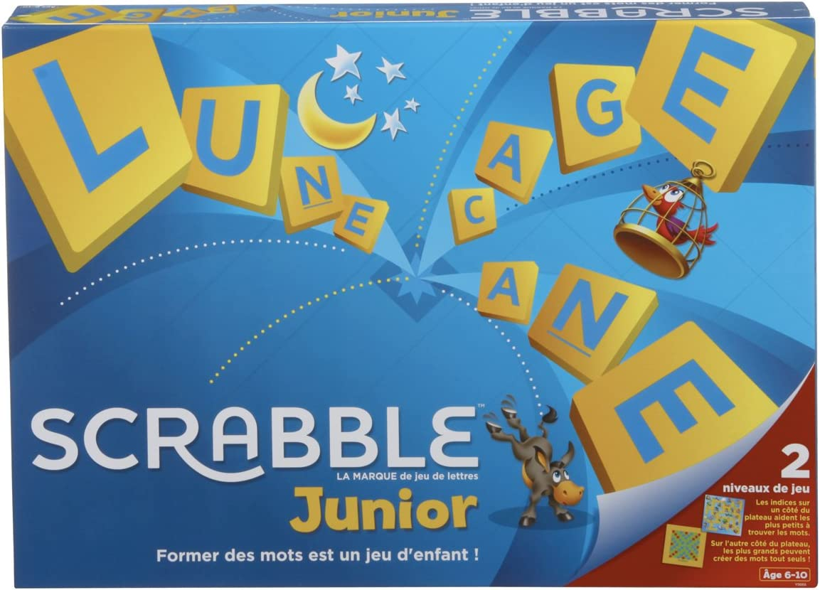 Scrabble Junior en promotion