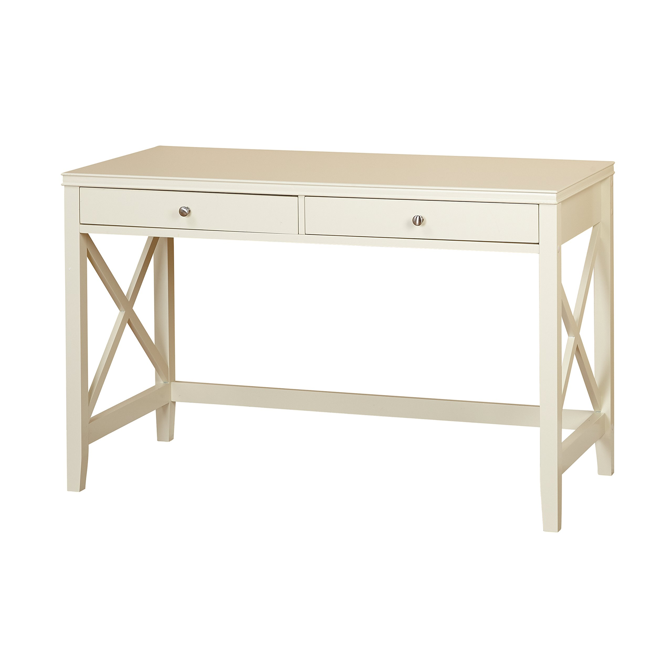 Target Marketing Systems 37907AWH Anderson X Wooden Desk by Target Marketing Systems