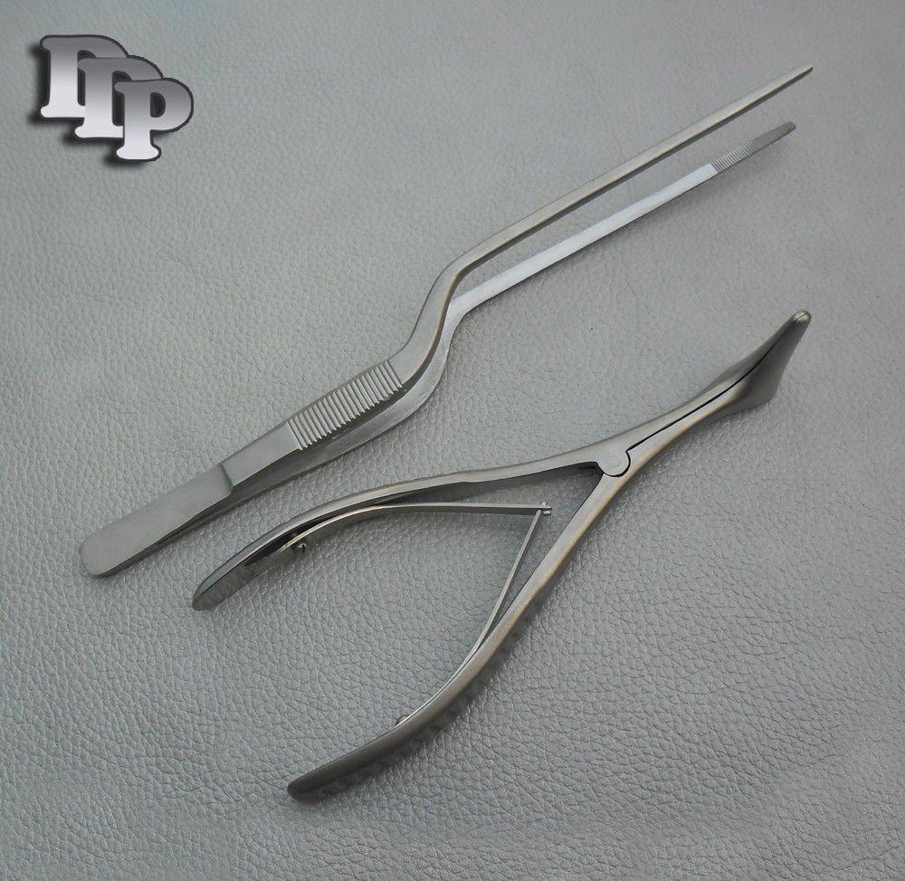 Jansen Nasal Forceps Instruments