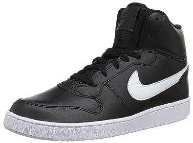 2a44eb5e7b25 Nike Ebernon Mid Baskets Hautes Homme  Amazon.fr  Chaussures et Sacs