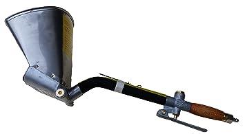 Pistolet A Crépir Pneumatique Pour Plafond Amazon Fr Bricolage