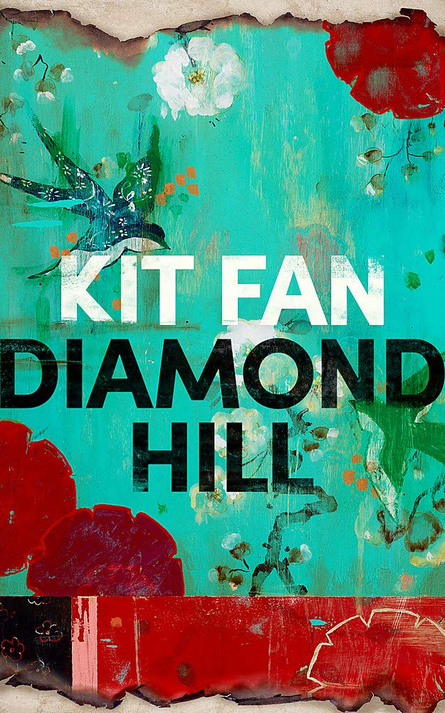Diamond Hill: Amazon.co.uk: Fan, Kit: 9780349701707: Books
