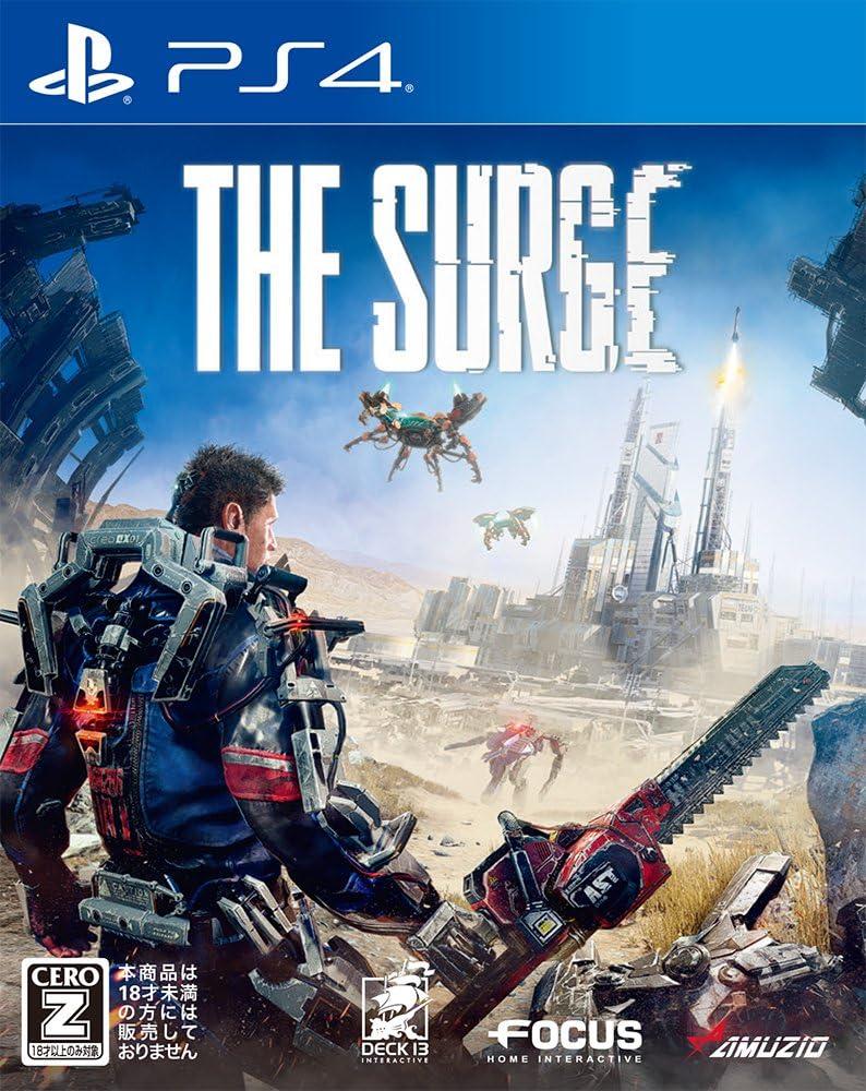 Intergrow The Surge SONY PS4 PLAYSTATION 4 JAPANESE Version [video game]: Amazon.es: Videojuegos