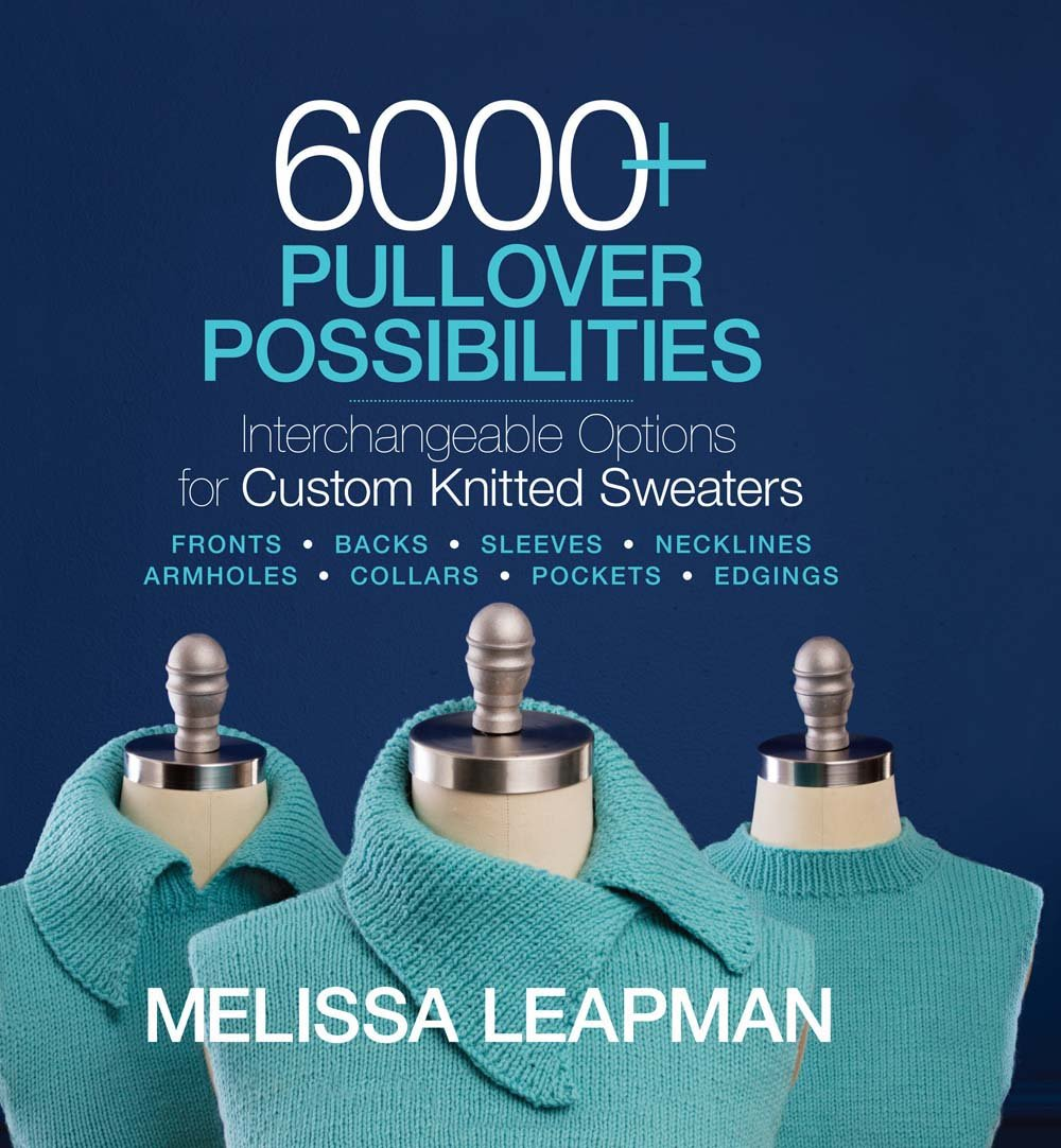 6000 Pullover Possibilities Interchangeable Sweaters product image