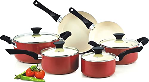 Cook N Home NC-00359 Ceramic Coating Cookware Set