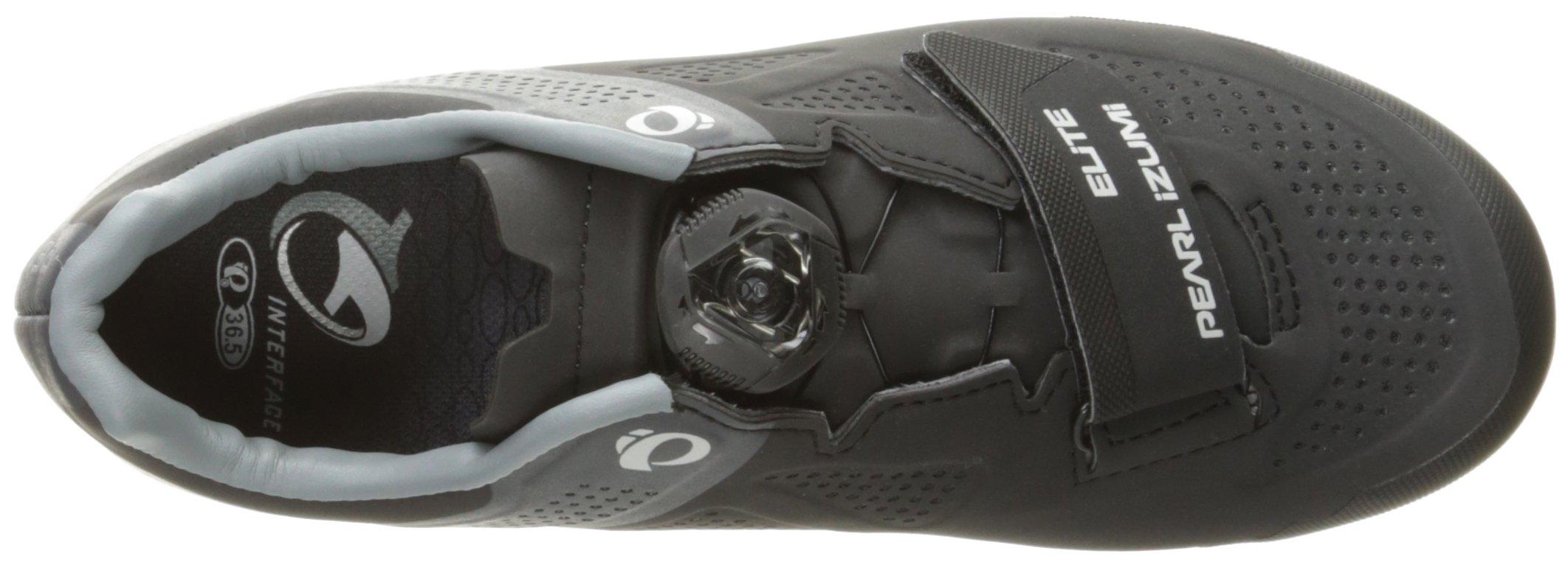 Pearl Izumi Women's w x-Project Elite Cycling Shoe, Black/Monument Grey, 40 EU/8.4 B US by Pearl iZUMi (Image #8)