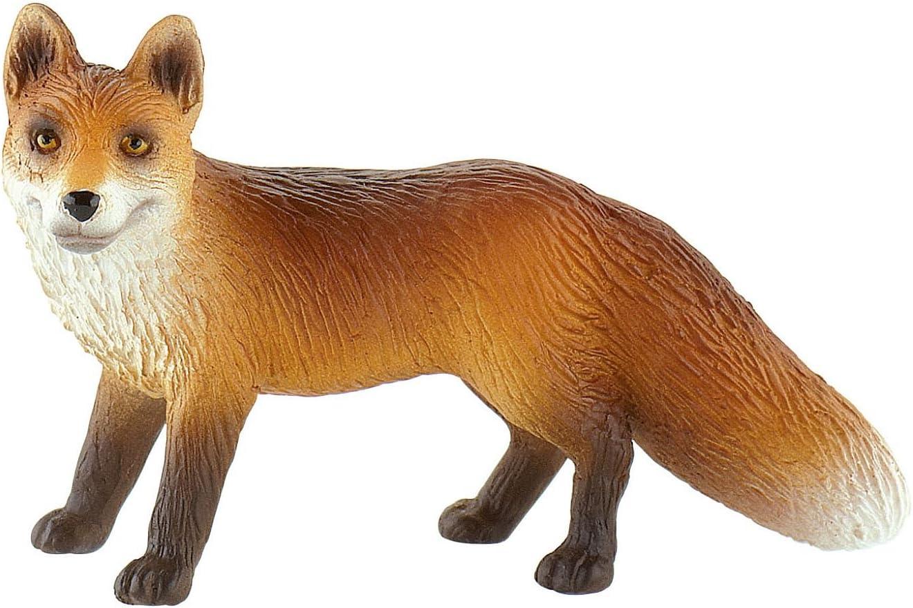 Renard 7,5 cm Animaux de la Forêt Bullyland 64445