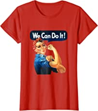 Vintage Rosie the Riveter T-Shirt