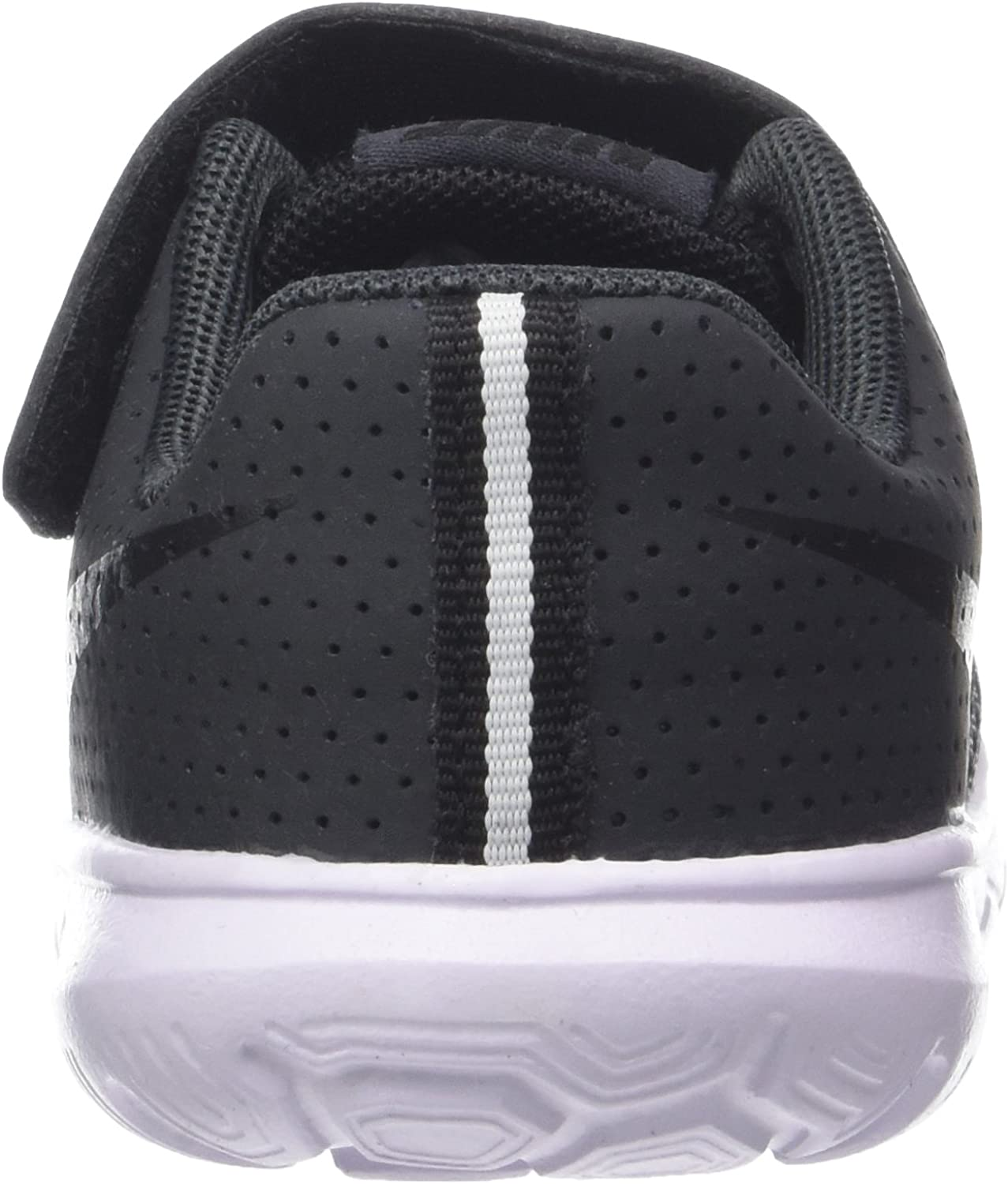 Nike Boys Flex Experience 5 PSV Running Shoes 3 Little Kid M, Black//Black-Anthracite-White