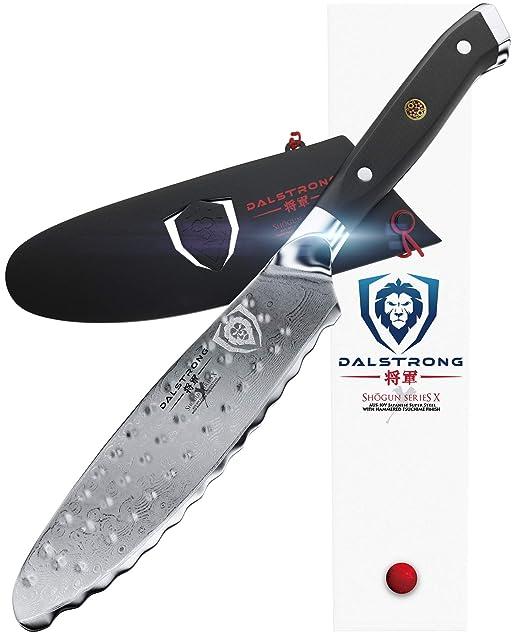 DALSTRONG Cuchillo Multiusos - Shogun Series X - Cuhillo de ...