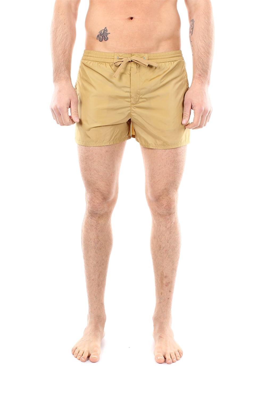 UB214MOSTARDA Prada Swimwear Men Polyamide Yellow