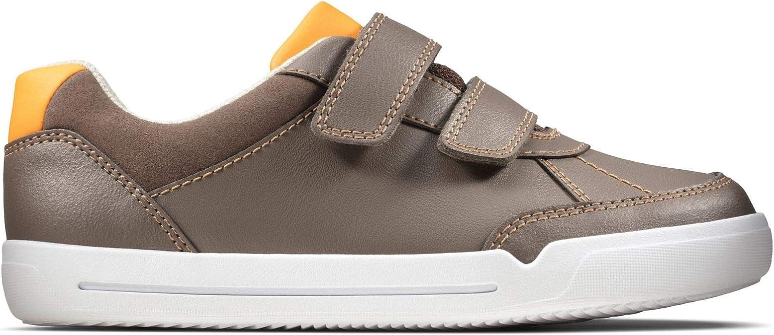Clarks Emery Sky K, Zapatillas para Niños: Amazon.es: Zapatos y ...