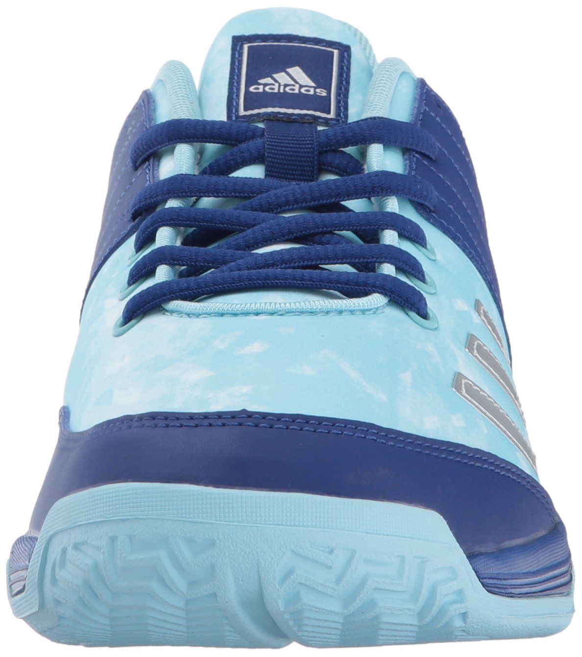 adidas Women's Ligra B01N4DQ038 5 W Tennis Shoe B01N4DQ038 Ligra 8.5 B(M) US|Mystery Ink/Metallic Silver/White 9b2756