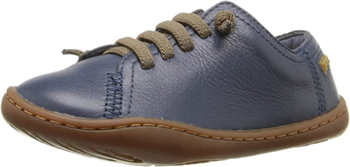 Camper Pursuit Kids Sella Denim Boys Shoes