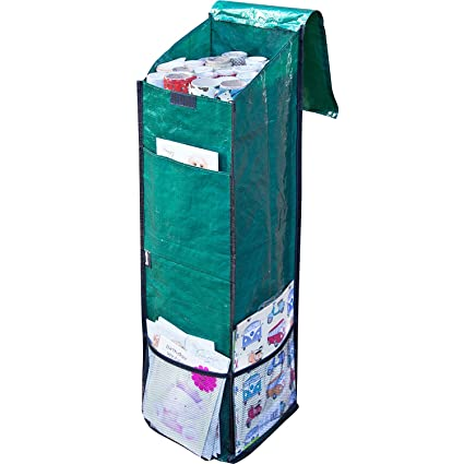 ButterFox Wrapping Paper Gift Wrap Storage Organizer Bag