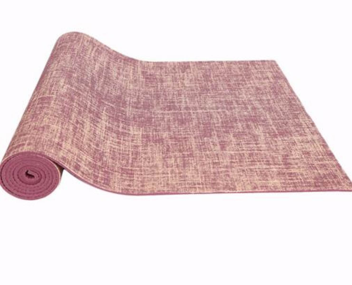ZHANGHAOBO Leinen Yoga Matte Verlängerung Fitness Mat Aus Kissen Anti-Rutsch Falten Yoga Mat,A3