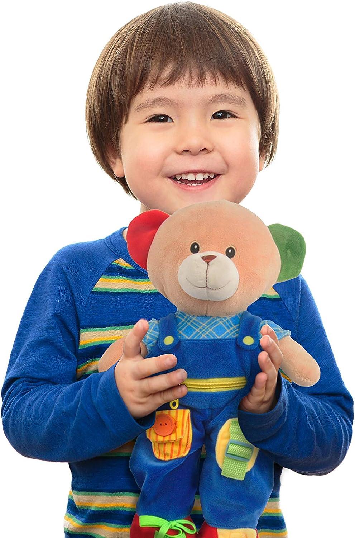 Linzy Plush 16 Education Bear Educational Plush