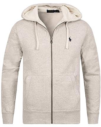Ralph Lauren Polo Sweat-Shirt avec Capuche Polaire Capuche Divers Couleurs,  S – XXL 6757c84f481d