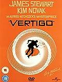 Vertigo - 50th Anniversary Special Edition [DVD]