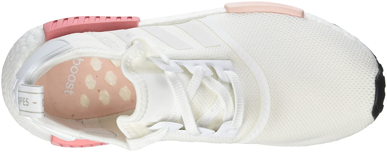 Amazon.com   Adidas - NMDR1 W - BY9952 - Color: Pink-White - Size: 8.0   Shoes