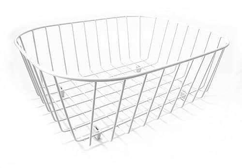 Franke Universal White Kitchen Sink Drainer Basket Stainless Steel ...