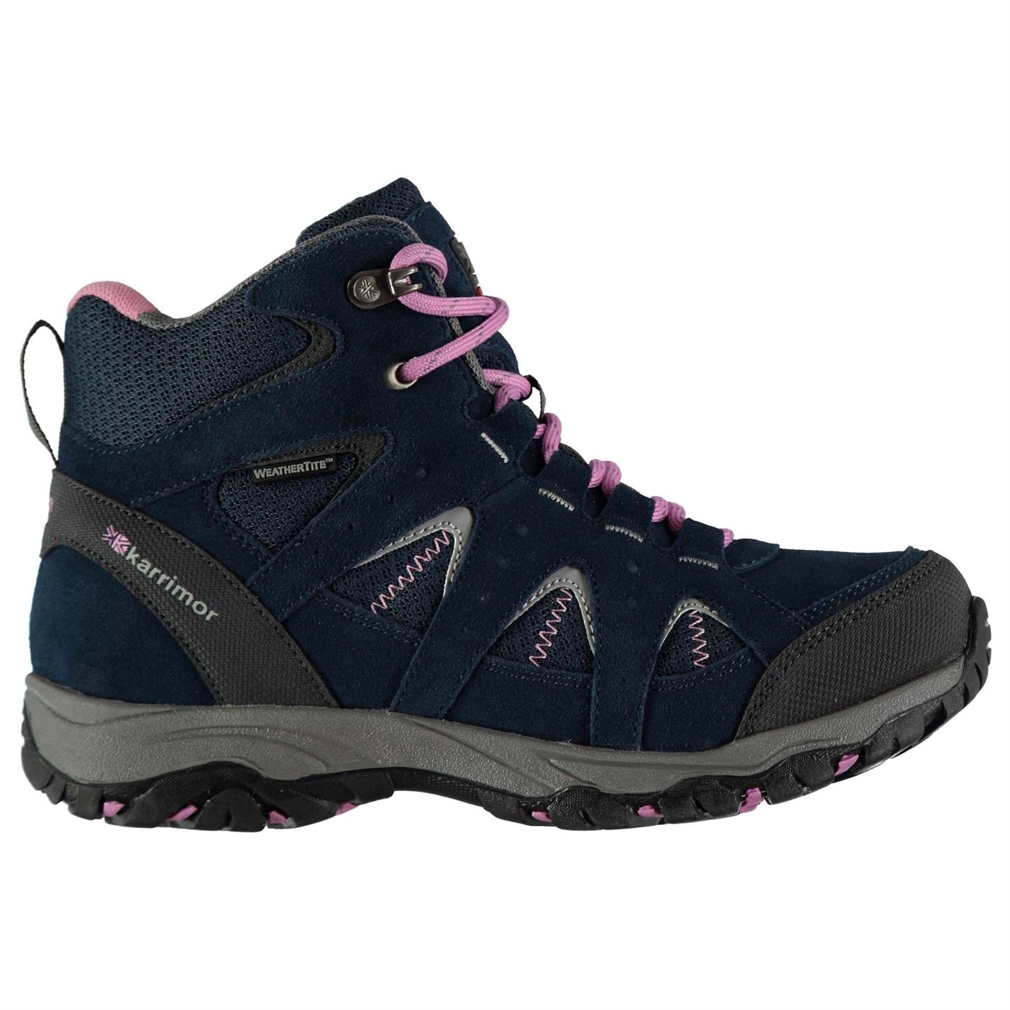 cd9b51f42c7 Karrimor Kids Mount Mid Walking Boots
