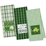 DII Patrick's Kitchen Collection, Dishtowels, St. Patty's Day