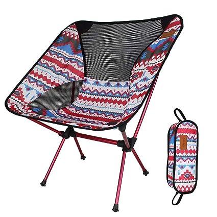 Lightweight Ultra-Light Folding Camping Chair Portable Outdoor Fishing BBQ Seat