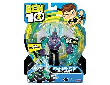 Buy Ben 10 Action Figures Omni Enhanced Diamondhead Online At