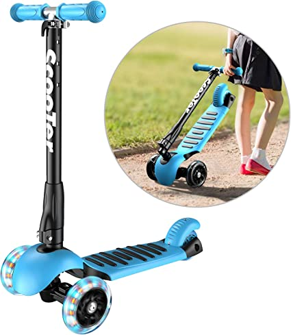 Amazon.com: Banne Scooter altura ajustable inclinado a la ...