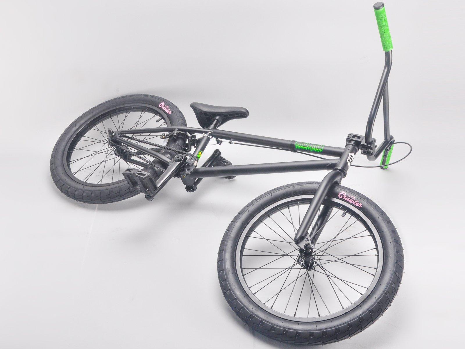 Mafiabikes Madmain 20 Flat Black Harry Main BMX Bike