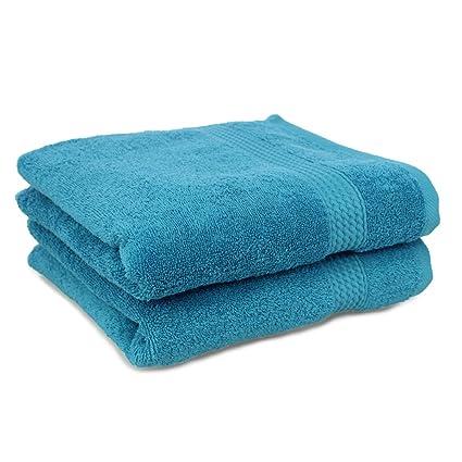 Pour Tous Maison – Juego de toallas de mano, secado rápido, calidad 500 g