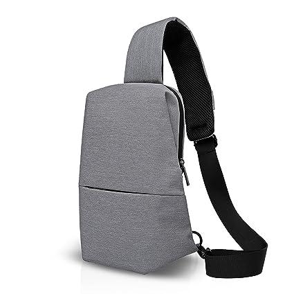 FANDARE 2018 Bolsas para Camping Gimnasio Ciclismo Sling Crossbody Messenger Bag Las Mujeres Mochila Bolso Hombre Senderismo Deportes Ciclismo Gym ...