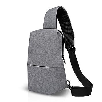 ffc49a09755d7 FANDARE 2018 Outdoor Sports Rucksack Sling Bag Umhängetasche Messenger  Schultertasche Reisen Wandern Daypack Crossbody Bag Kamerarucksack